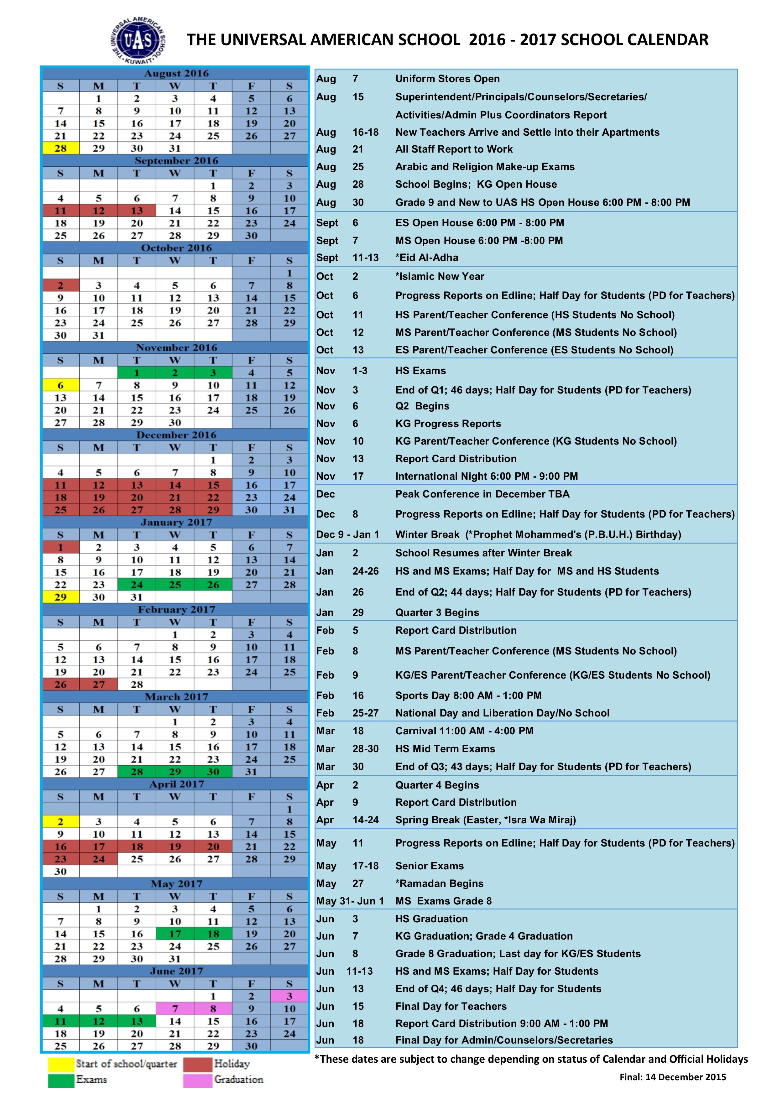 uas_staff_calendar2016-2017