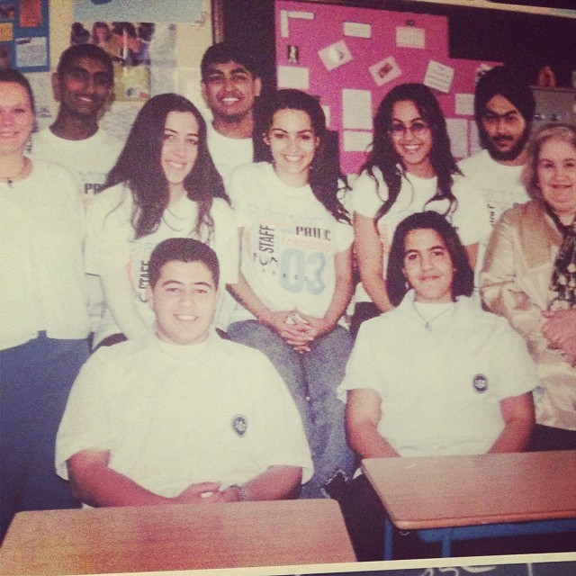 AP English Class of 2001
