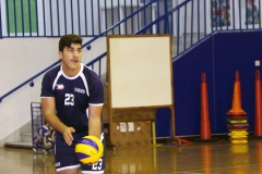 Volleyball Eagles boys varsity 17-18-2