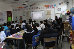 Gr.2 classroom