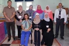 ES Arabic Team