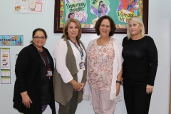 ES Interventionists and ESL Team
