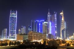 kuwait skycrapers 2015