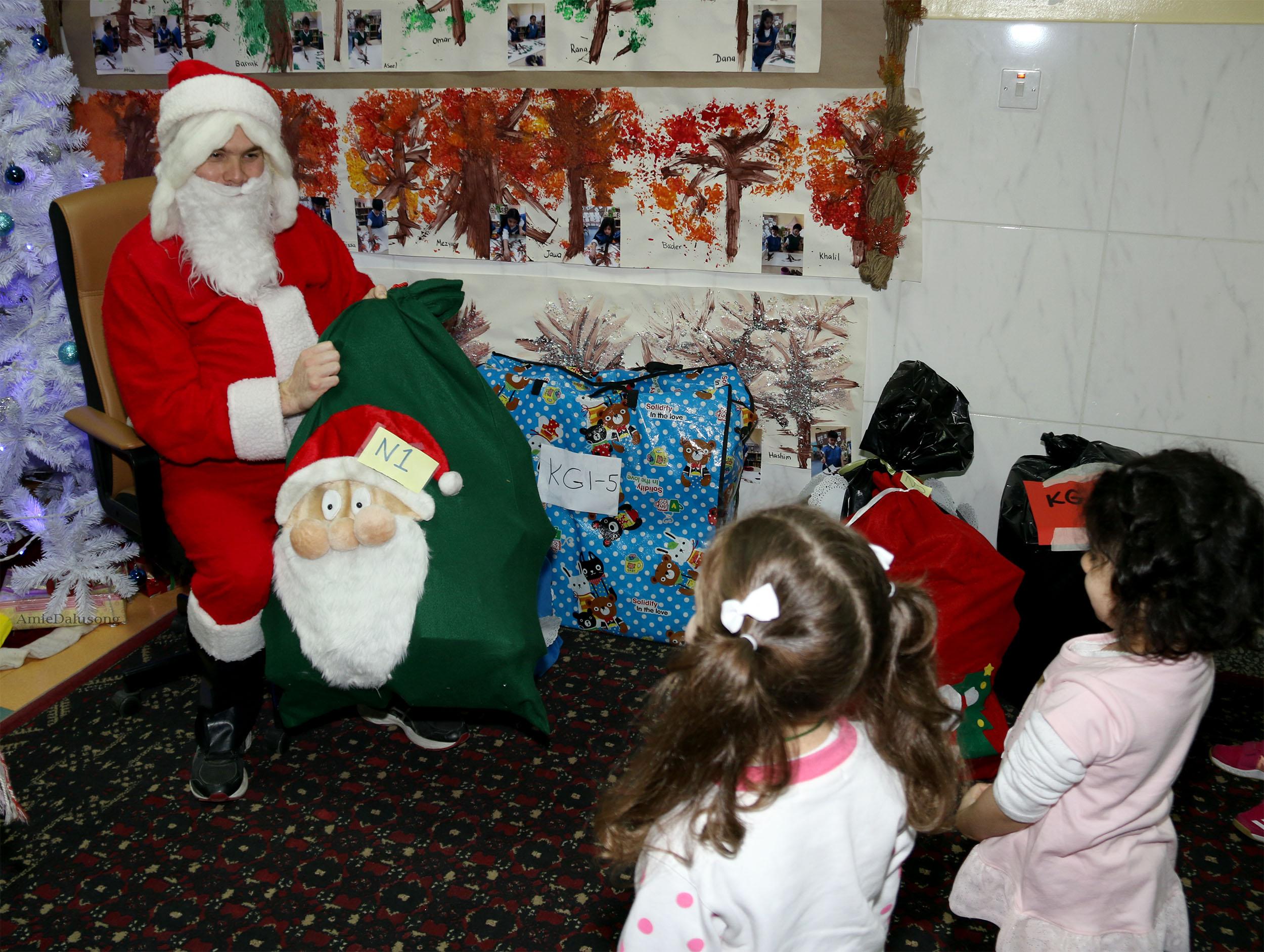 Santa in KG 18-19 e