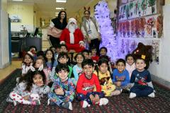 Santa in KG 18-19 KG2-1