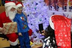 Santa in KG 18-19 d