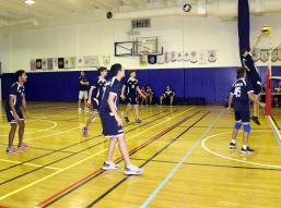 Boys Varsity Volleyball 19-20 A