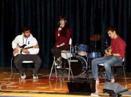 Talent show 2k19J