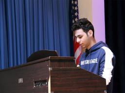Talent show 2k19N