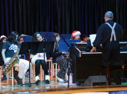 UAS Band 2k19 Winter Concert4